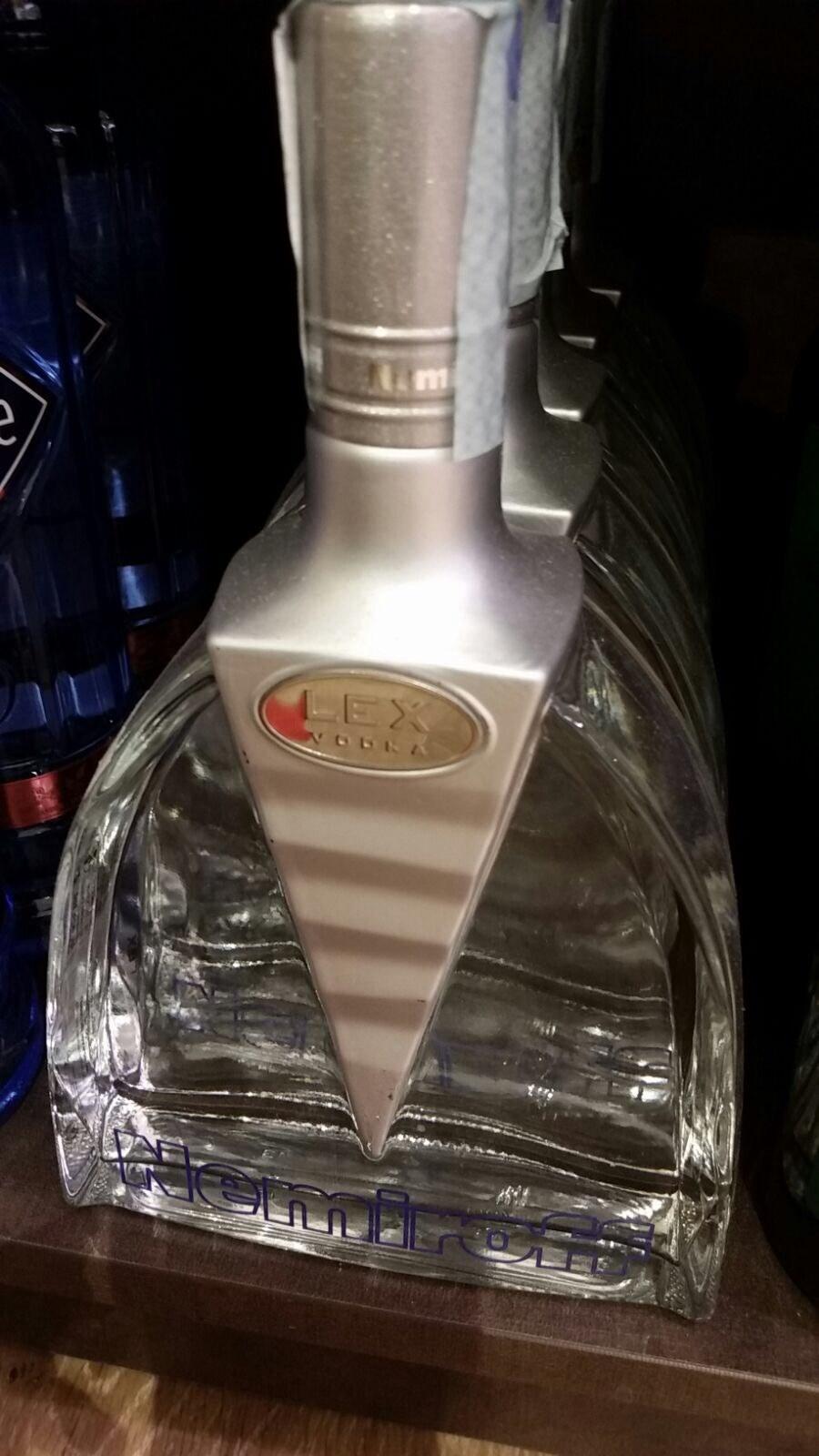 Nemiroff Vodka Supermercato Vulcano
