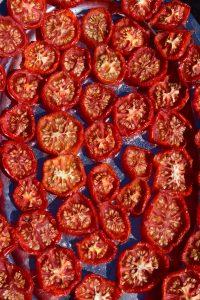 pomodori secchi eoliani