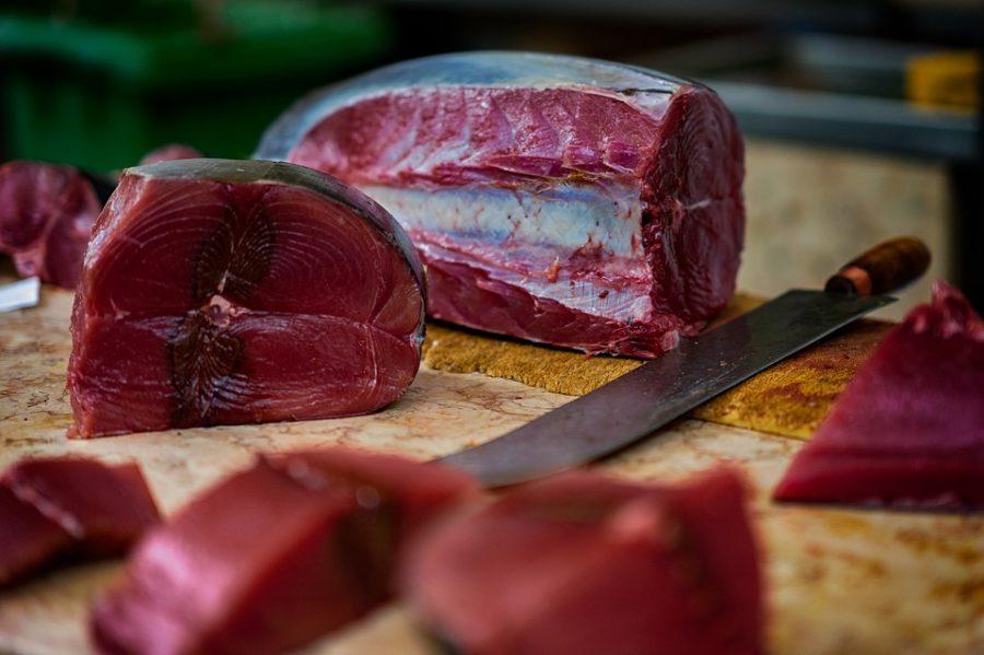 La ricetta del tonno all'eoliana